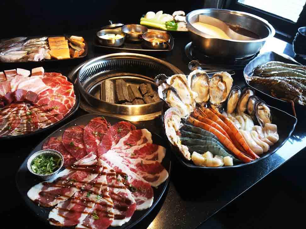 瓦崎燒肉西門店‧燒烤火鍋吃到飽